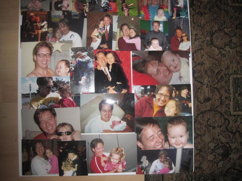 Zoe collage